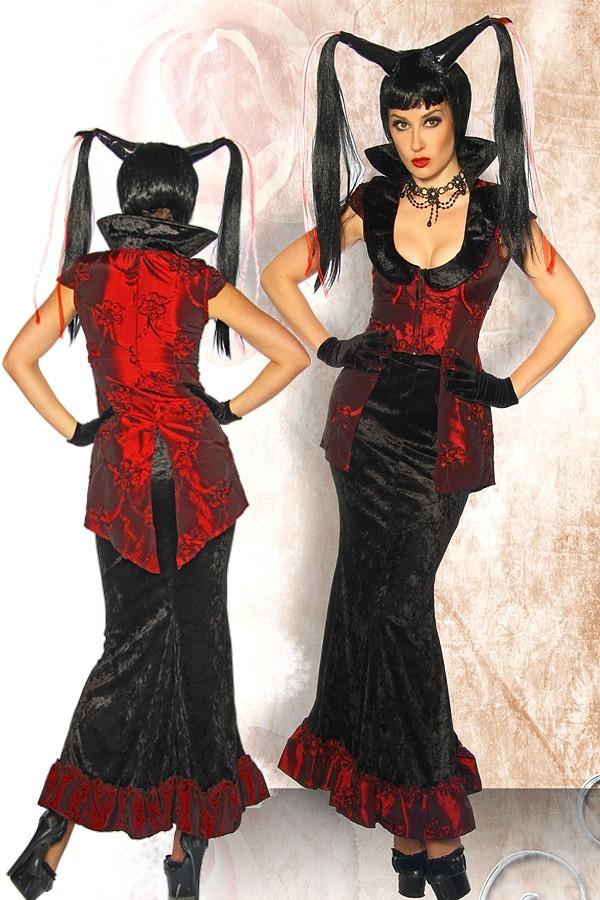 ausgefallene karnevalskost me bei dessous versand gie ler mode und fashion shops. Black Bedroom Furniture Sets. Home Design Ideas