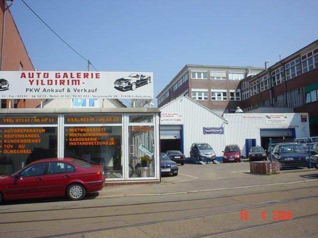auto galerie yildirim in 71636 ludwigsburg automobilbau. Black Bedroom Furniture Sets. Home Design Ideas