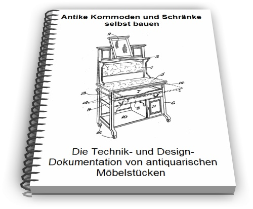 antike kommoden und schraenke selbst bauen in 49584 f rstenau fach und sachliteratur. Black Bedroom Furniture Sets. Home Design Ideas