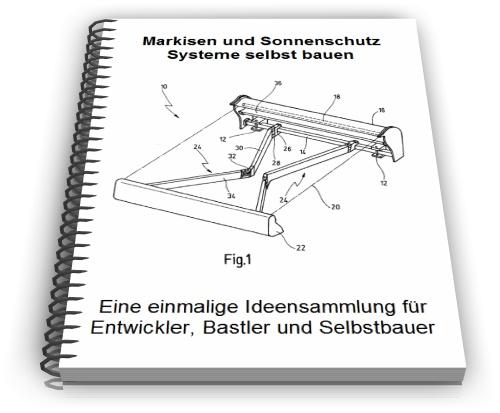 markisen und sonnenschutz systeme selbst bauen in 49584 f rstenau fach und sachliteratur. Black Bedroom Furniture Sets. Home Design Ideas