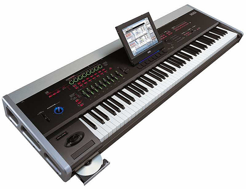 Arranger Keyboard Vs Digital Piano : korg oasys 88 88 key workstation in 77656 tasteninstrumente elektr ~ Russianpoet.info Haus und Dekorationen