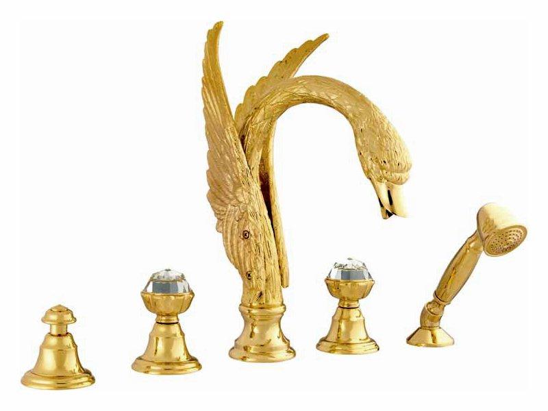 Luxus Badarmaturen luxus badarmaturen schwan oder drache in berlin bad einrichtung