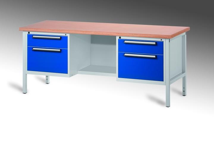 stahlm bel g nstige m bel f r das b ro oder die werkstatteinrichtung kaufen bei. Black Bedroom Furniture Sets. Home Design Ideas