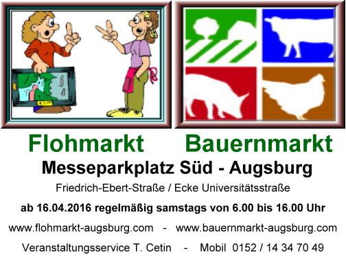 flohmarkt mit bauernmarkt in augsburg in 86159 augsburg flohmarkt. Black Bedroom Furniture Sets. Home Design Ideas