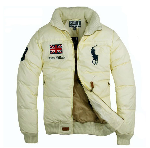 low priced 12697 fbcaa Ralph Lauren Polo Winterjacke Daunenjacke in ...