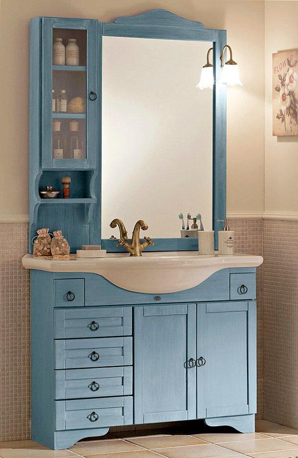 Waschtischunterschrank holz landhausstil  Badmobel Landhaus | badezimmer & Wohnzimmer